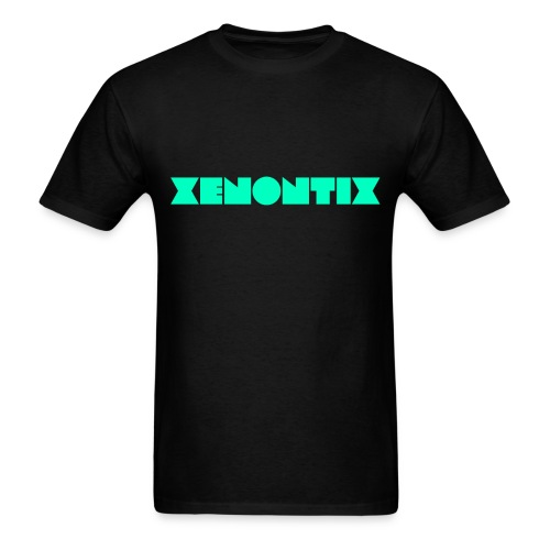 DJ Xenontix - Men's T-Shirt