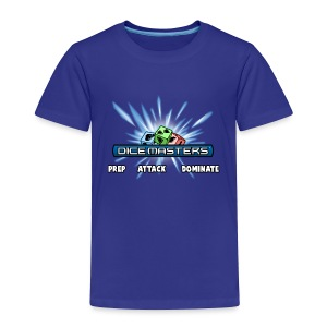 Prep Attack Dominate - Toddler Premium T-Shirt