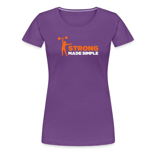 SMS Women's Crew Neck Tee  - Women's Premium T-Shirt