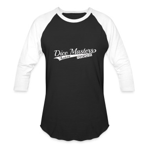 Dice Masters Academy Black/White - Baseball T-Shirt