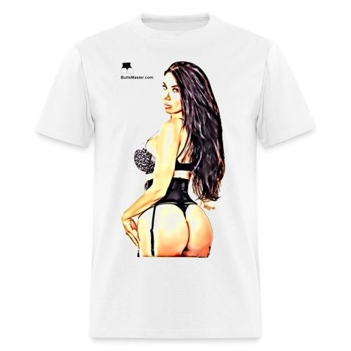 Men's T-shirt-Buttsmaster Models - Men's T-Shirt