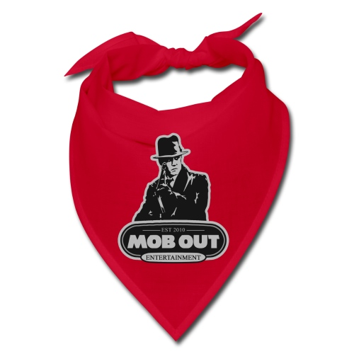 MOB OUT ENT. MALE LOGO BANDANA - Bandana