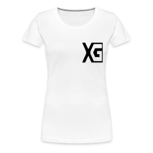 XpsGamers Female T-Shirt - Women's Premium T-Shirt