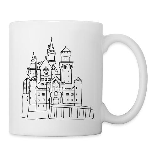 Neuschwanstein Castle - Coffee/Tea Mug