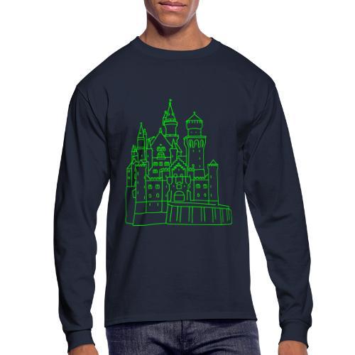 Neuschwanstein Castle - Men's Long Sleeve T-Shirt