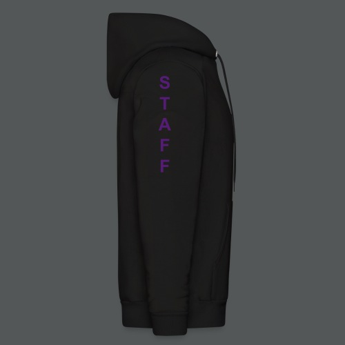 [TFG] Staff Hoodie w/Logo and Customizable Text - Men's Hoodie