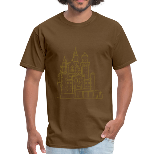 Neuschwanstein Castle - Men's T-Shirt
