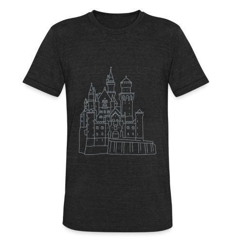 Neuschwanstein Castle - Unisex Tri-Blend T-Shirt