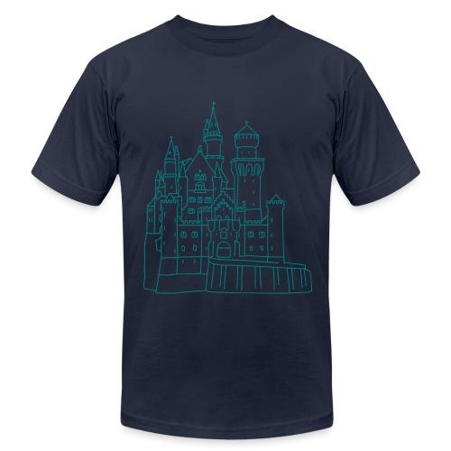 Neuschwanstein Castle - Men's Jersey T-Shirt