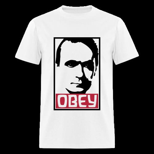 Obey Rudolf Steiner - Men's T-Shirt