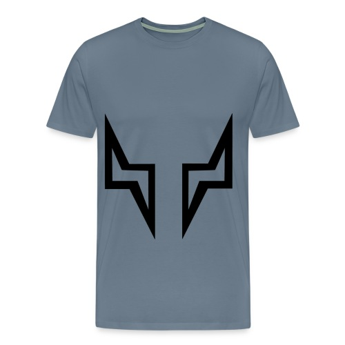 Silver's Eyes Black - Men's Premium T-Shirt