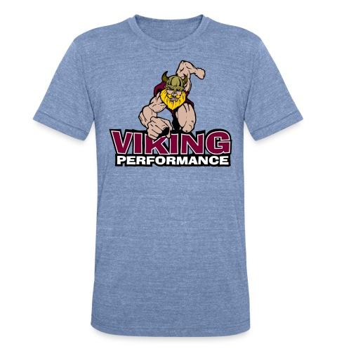 Viking Logo Tri-Blend Tee - Unisex Tri-Blend T-Shirt