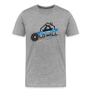 Old Mill T-Shirt - Men's Premium T-Shirt