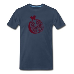 Pomegranate - Men's Premium T-Shirt
