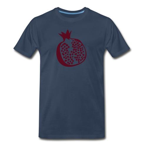 Pomegranate - Men's Premium T-Shirt