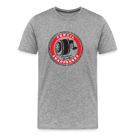 T-Shirts ~ Men's Premium T-Shirt ~ Dad's Pencil Sharpener T-Shirt
