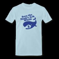T-Shirts ~ Men's Premium T-Shirt ~ Save the Whale
