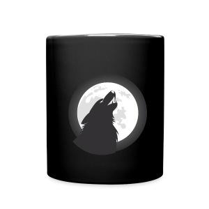Black - Mug - Full Color Mug