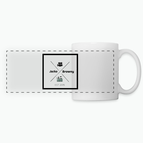 Plain White Mug - Panoramic Mug