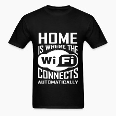 Wifi - Connects automatically