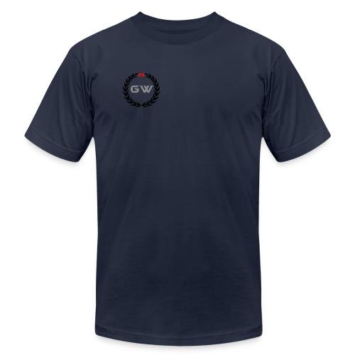 GW Heart Tee - Men's Fine Jersey T-Shirt