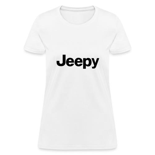 Jeepy - Women's T-Shirt