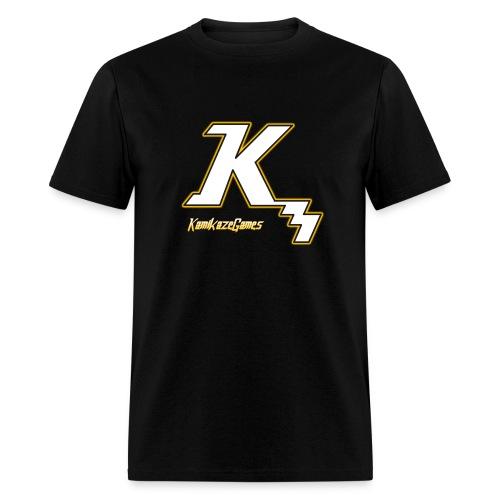 Official KamikazeGames T-Shirt - Men's T-Shirt