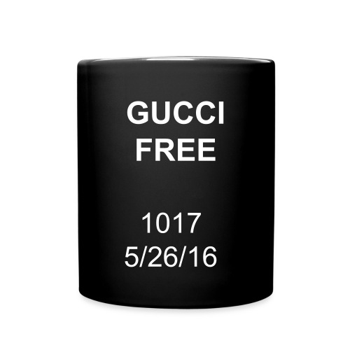 GUCCI FREE T-SHIRT - Full Color Mug