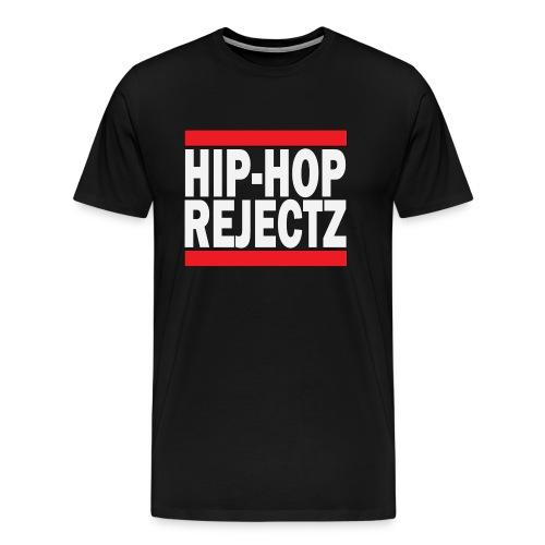 Hip-Hop Rejectz RUN DMC - Men's Premium T-Shirt