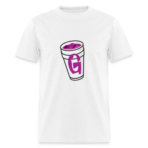 G Slim T-Shirt (Male - White) - Men's T-Shirt