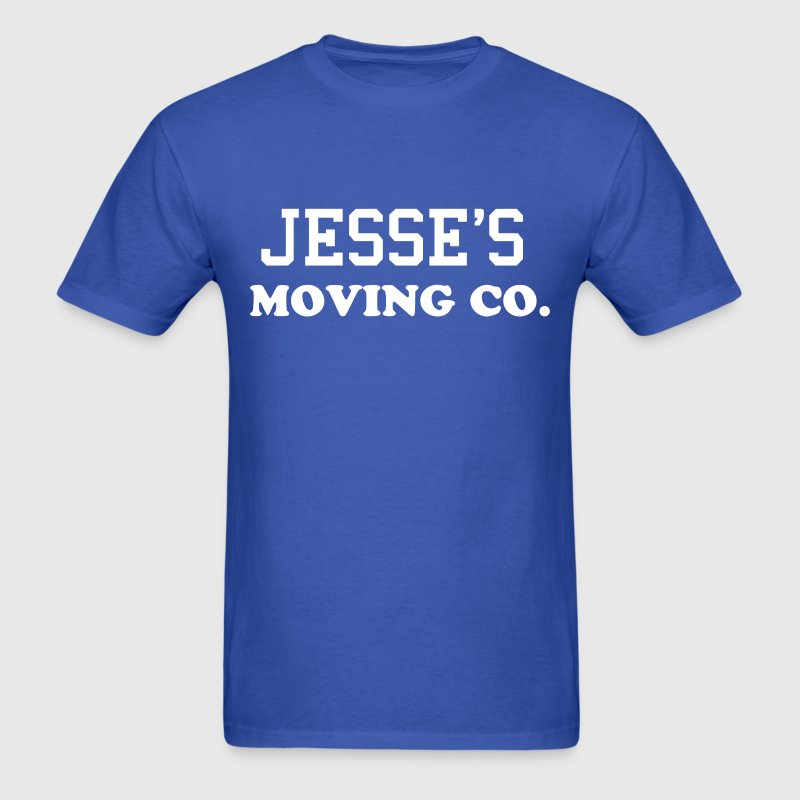 Jesse's Moving Co. T-Shirts - Men's T-Shirt