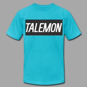 Men's Talemon T-Shirt by American Apparel - Men's Fine Jersey T-Shirt