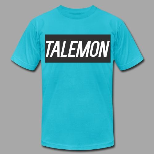 Men's Talemon T-Shirt by American Apparel - Men's Fine Jersey T-Shirt