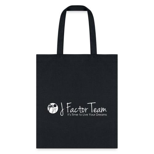JFT Canvas Tote Bag (various colors) - Tote Bag