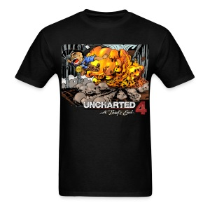 Jolly Uncharted 100% cotton - Men's T-Shirt