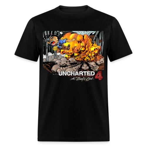 Jolly Uncharted 100% cotton - Men's T-Shirt