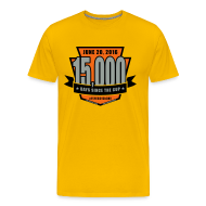 T-Shirts ~ Men's Premium T-Shirt ~ #Flyers15kDay Premium Shirt (Pittsburgh Edition)
