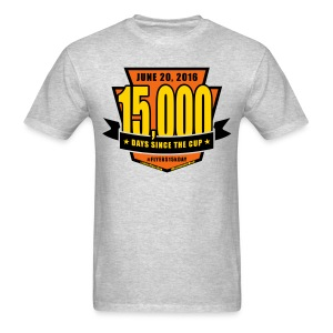 #Flyers15kDay Shirt (Pittsburgh Edition) - Men's T-Shirt
