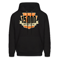 Hoodies ~ Men's Hoodie ~ #Flyers15kDay Hoodie