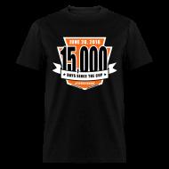 T-Shirts ~ Men's T-Shirt ~ #Flyers15kDay Shirt