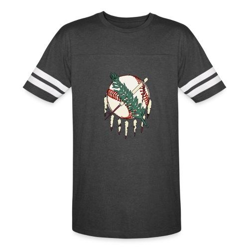 Women's Vintage Okie Baseball T  - Vintage Sport T-Shirt