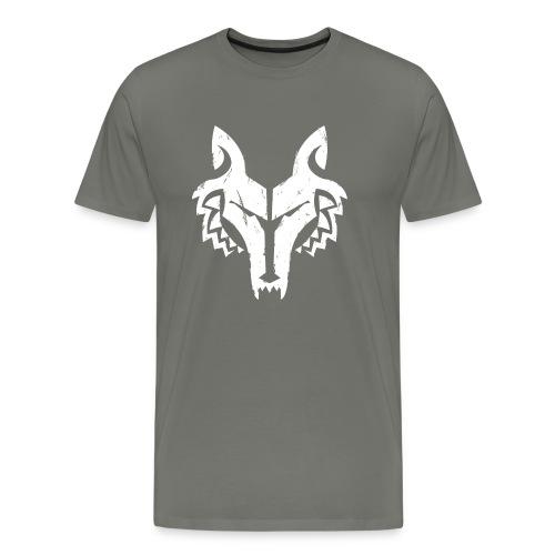 Wolfpack Grey Shirt - Mens - Men's Premium T-Shirt