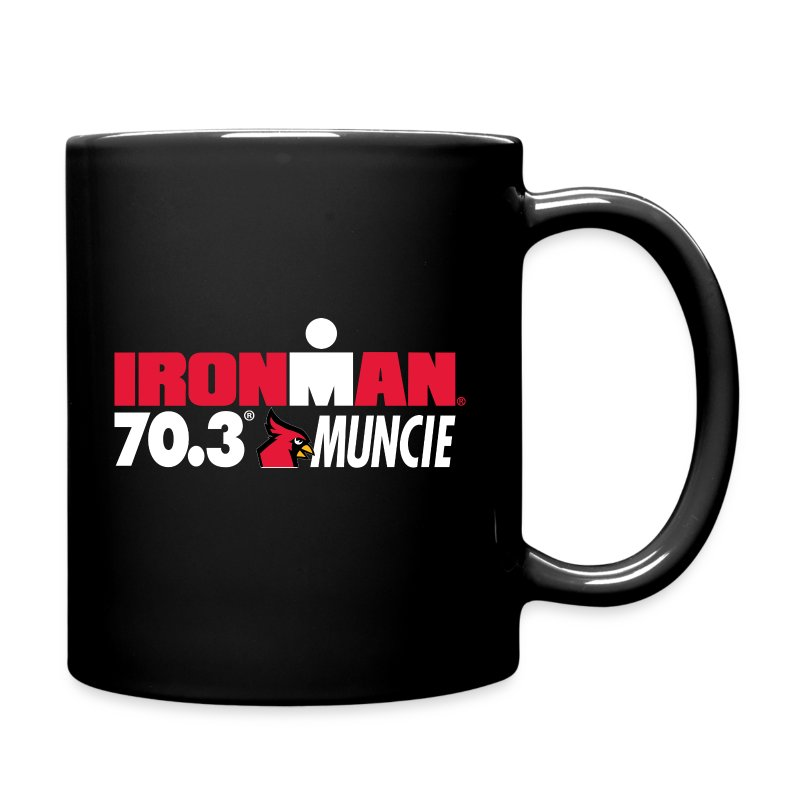 IRONMAN 70.3 Muncie Full Color Mug - Full Color Mug