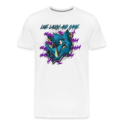 NEW no fuzz ALP tshirt - Men's Premium T-Shirt