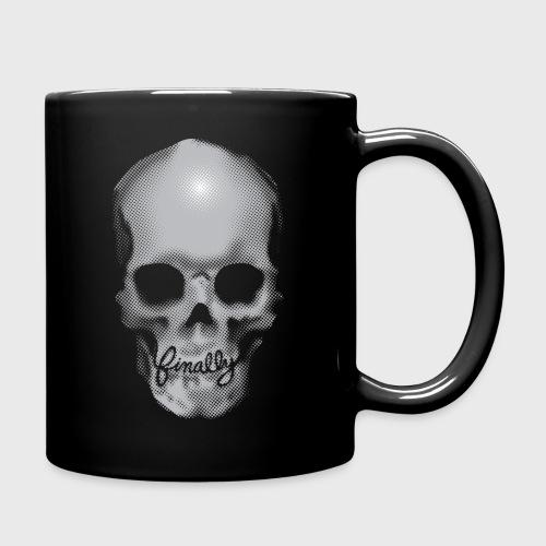 Finally Skull Ed Hardy - Full Color Mug