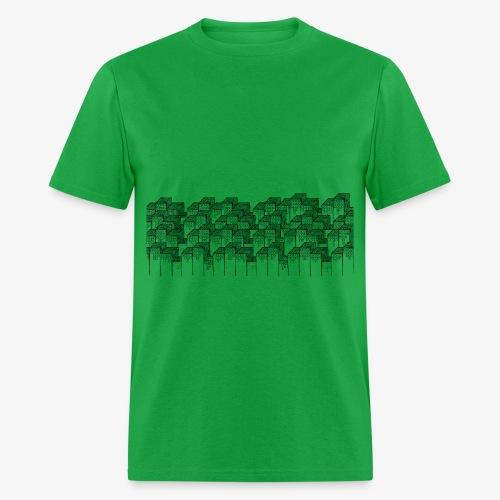 Smash City Scene Graphic Tee - Men's T-Shirt