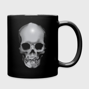 Finally Skull Tattoo - Full Color Mug