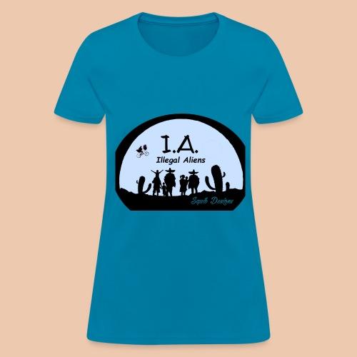 SD-IAw - Women's T-Shirt