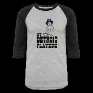 T-Shirts ~ Baseball T-Shirt ~ My Detroit Players Baseball Shirt