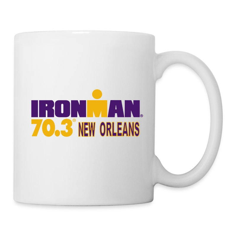 IRONMAN 70.3 New Orleans Coffee/Tea Mug - Coffee/Tea Mug